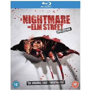 Nightmare On Elm Street 1-7