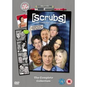 Scrubs - Temporadas 1-9 completas
