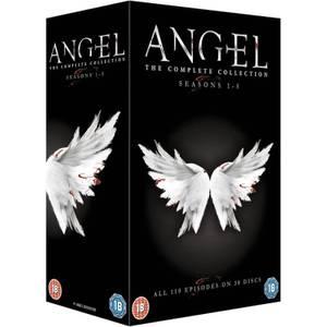 Angel - Seizoen 1-5