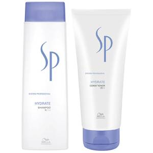 Wella Professionals Care SP Hydrate Shampoo and Conditioner Set