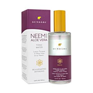 Sundari Neem & Aloe Vera Tonic Water (100ml)