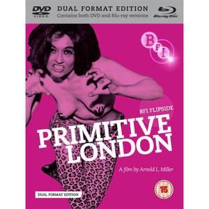 Primitive London (The Flipside)  [Dual Format Edition]