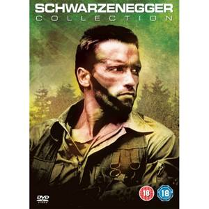 Arnold Schwarzenegger - Red Tag Box Set