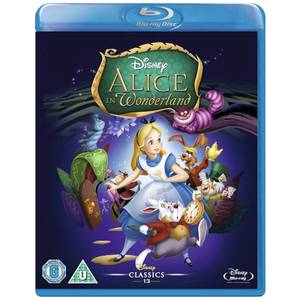 Alice in Wonderland Animated (Single Disc)
