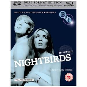 Nightbirds (Flipside) [Dual Format Edition]