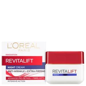 Ночной крем-лифтинг L'Oreal Paris Dermo Expertise Revitalift Anti-Wrinkle + Firming Night Cream (50 мл)