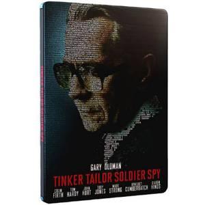 Tinker, Tailor, Soldier, Spy - Steelbook de Edición Limitada - Double Play (Blu-ray y DVD)