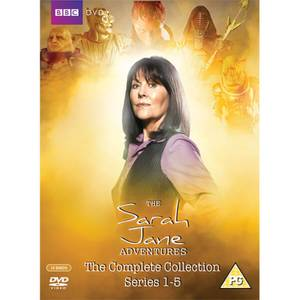 The Sarah Jane Adventures - Seizoen 1-5