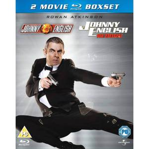 Johnny English / Johnny English Reborn Box Set
