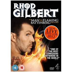 Rhod Gilbert Live: The Man with the Flaming Battenberg Tattoo