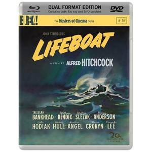 Lifeboat (Blu-Ray en DVD)