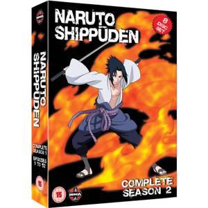 Naruto Shippuden - Complete Series 2 Box Set