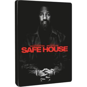 Safe House - Limited Edition Steelbook (Blu-Ray, DVD and Digital Copy) (UK EDITION)