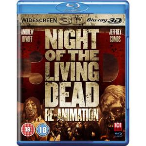 Night of the Living Dead 3D: Re-Animation
