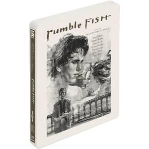 Rumble Fish (Steelbook Edition) (UK EDITION)