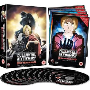Fullmetal Alchemist Brotherhood - The Complete Series