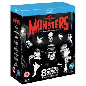 Universal Classic Monsters: La Collection Essentielle