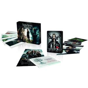 Snow White and the Huntsman - Limited Collectors Edition Steelbook (Includes Digital and UltraViolet Copies) (UK EDITION)