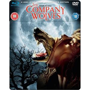 The Company of Wolves - Steelbook Edition (Blu-Ray and DVD) (UK EDITION)