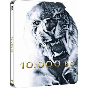10,000 BC - Steelbook Edition (UK EDITION)