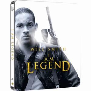 I Am Legend - Steelbook Edition (UK EDITION)