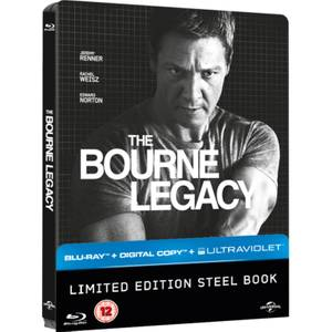 The Bourne Legacy - Limited Edition Steelbook