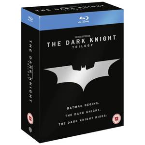 Batman - The Dark Knight Trilogie