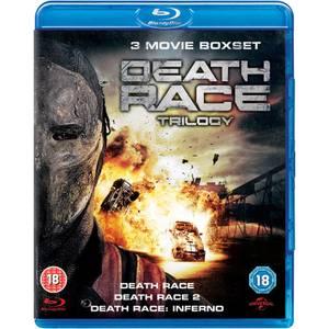 Coffret Death Race / Death Race 2 /Death Race: Inferno