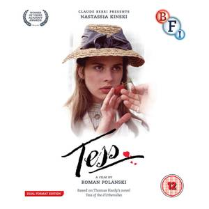 Tess - Dual Format Edition (Blu-Ray and DVD)