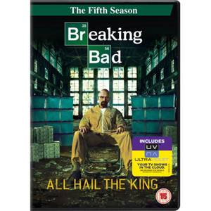 Breaking Bad - Season 5 (Includes UltraViolet Copy)