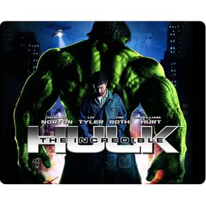 The Incredible Hulk - Universal 100th Anniversary Steelbook Edition
