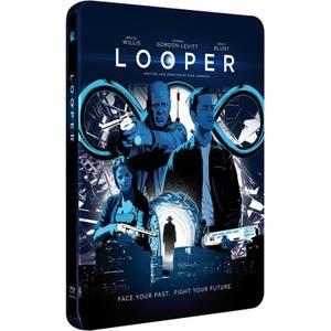 Looper - Limited Edition Steelbook