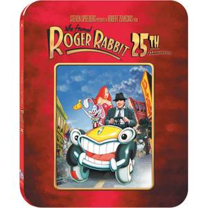 Who Framed Roger Rabbit - Zavvi UK Exclusive Limited Steelbook Edition