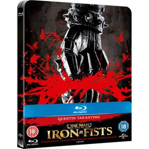 The Man with the Iron Fists - Steelbook Edition