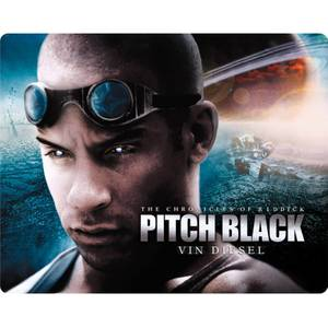 Pitch Black - Universal 100th Anniversary Steelbook Edition