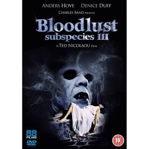 Subspecies 3: Bloodlust