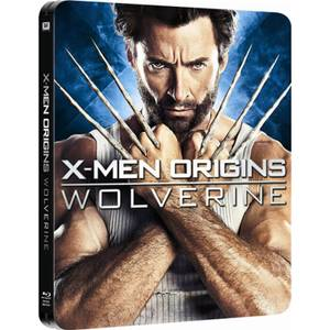 X-Men Origins: Wolverine - Steelbook Editie
