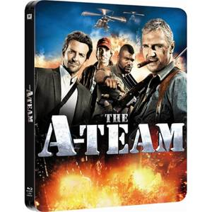 The A-Team - Steelbook Edition