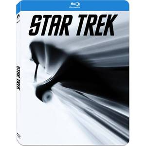 Star Trek XI - Exclusive Limited Edition Steelbook (UK EDITION)