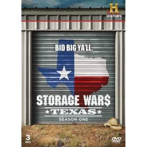 Storage Wars: Texas - Seizoen 1