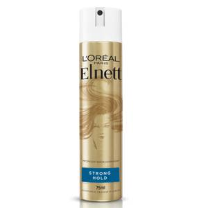 L'Oréal Paris Hairspray by Elnett for Strong Hold & Shine 75ml