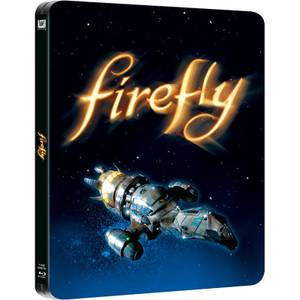 Firefly - The Complete Series - Steelbook Edition
