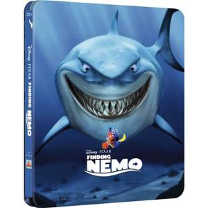 Finding Nemo - Zavvi UK Exclusive Limited Edition Steelbook (The Pixar Collection #1)