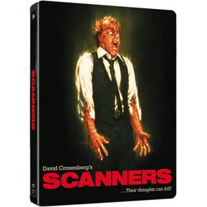 Scanners - Limited Edition Steelbook (UK EDITION)