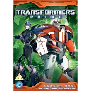 Transformers Prime : Decepticons Unleashed - Série 1 : Volume 3