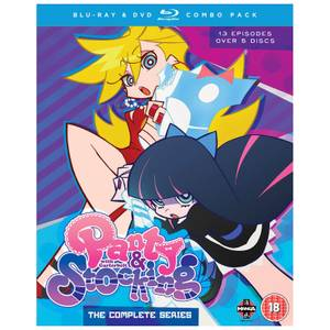 Panty and Stocking with Garter Belt - Complete Serie Verzameling (Bevat DVD)