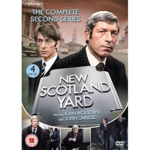 New Scotland Yard - The Complete Second Series