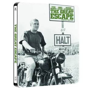 The Great Escape - Limited Edition Steelbook
