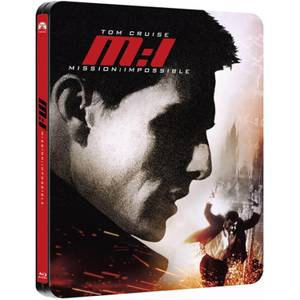 Mission Impossible - Paramount Centenary Limited Edition Steelbook
