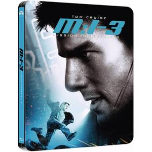 Mission Impossible 3 - Paramount Centenary Limited Edition Steelbook